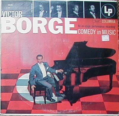 Albumcover Victor Borge - Comedy in Music