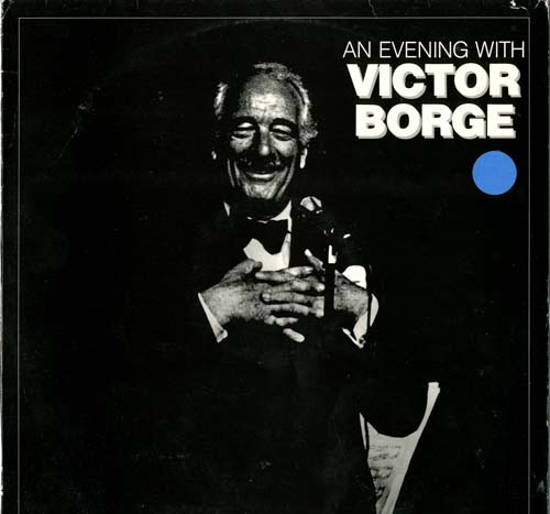Albumcover Victor Borge - An Evening With  Victor Borge