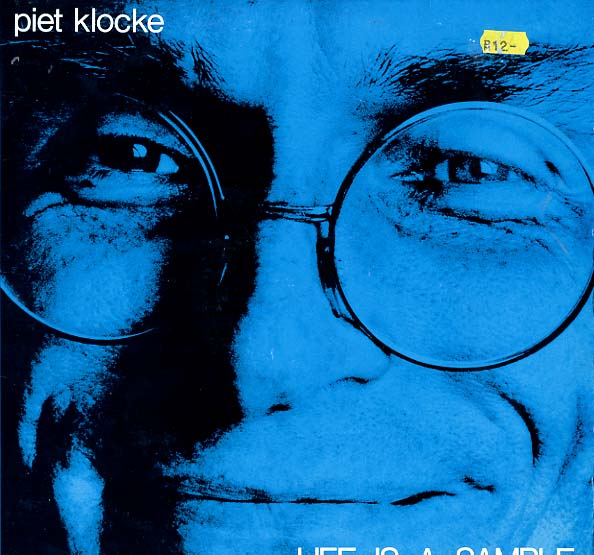Albumcover Piet Klocke - Life Is a Sample