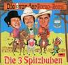 Cover: Die 3 Spitzbuam - Die 3 Spitzbuam / Die 3 von der Porno-Rosa
