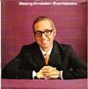 Cover: Georg Kreisler - Georg Kreisler / Everblacks, Doppel-LP<br> Live-Aufn. PH Esslingen 1971 - NUR 1 LP (2. Schallplatte)