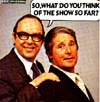 Cover: Morecambe and Wise - So What Do You Think Of The Show So Far ?
