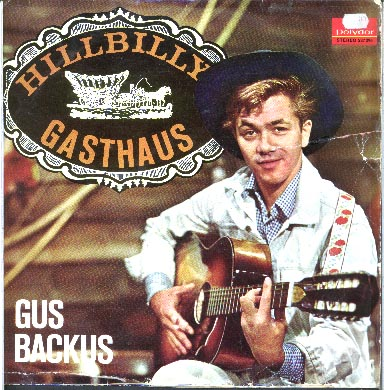 Albumcover Gus Backus - Hillybilly Gasthaus
