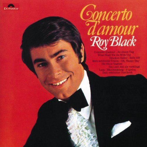 Albumcover Roy Black - Concerto d´amour