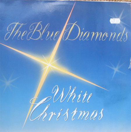 Albumcover Blue Diamonds - White Christmas