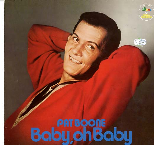 Albumcover Pat Boone - Baby Oh Baby