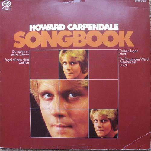 Albumcover Howard Carpendale - Song Book