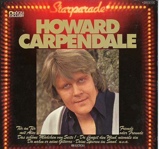 Albumcover Howard Carpendale - Starparade