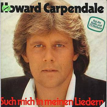 Albumcover Howard Carpendale - Such mich in meinen Liedern
