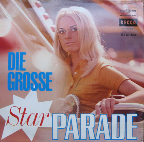 Albumcover S*R International - Die gross Starparade (S*R)