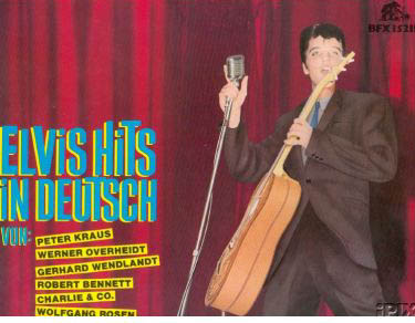 Albumcover Elvis Hits in Deutsch - Elvis Hits in Deutsch Nr. 1