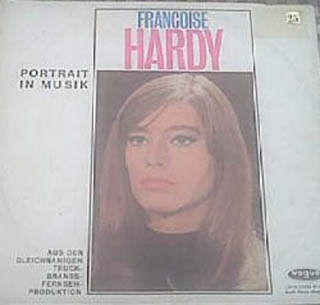 Albumcover Francoise Hardy - Portrait In  Music