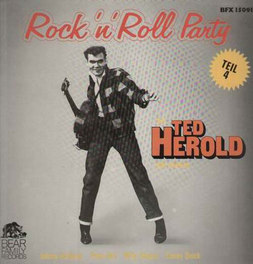 Albumcover Rock´n´Roll Party mit Ted Herold - Rock´n´Roll Party mit Ted Herold u. a.  Teil 4
