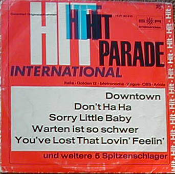 Albumcover S*R International - Hit Parade International