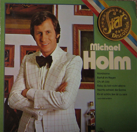 Albumcover Michael Holm - Star Discothek