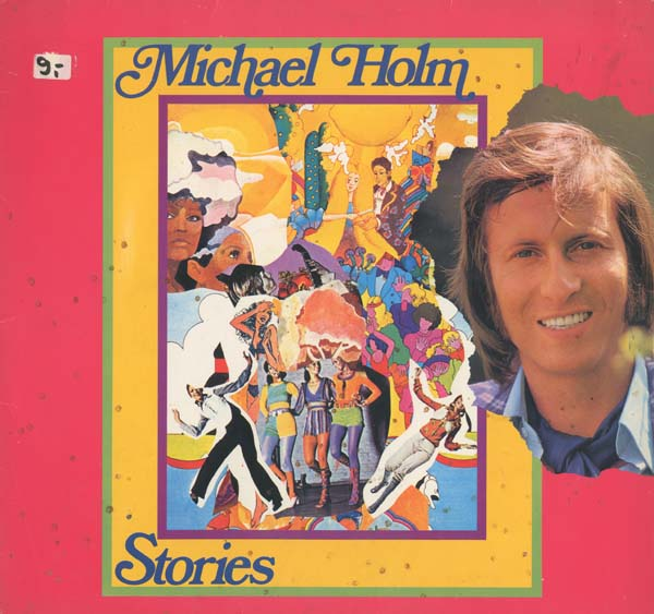 Albumcover Michael Holm - Stories