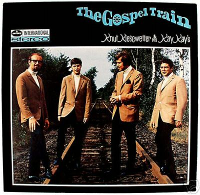 Albumcover Knut Kiesewetter - The Gospel Train (engl.)