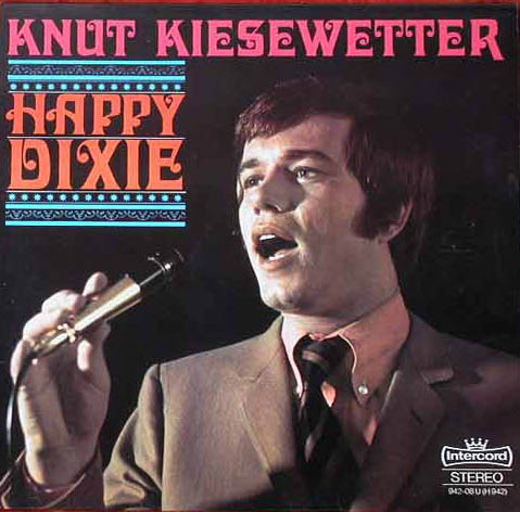 Albumcover Knut Kiesewetter - Happy Dixie