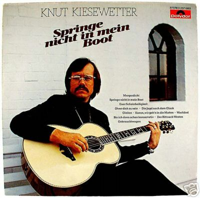 Albumcover Knut Kiesewetter - Spring nicht in mein Boot