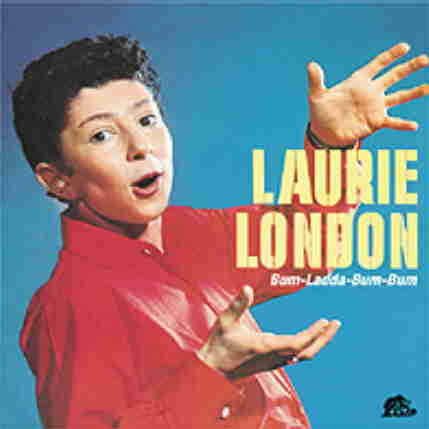 Albumcover Laurie London - Laurie London - Englands 14 Year-old Singing Sensation
