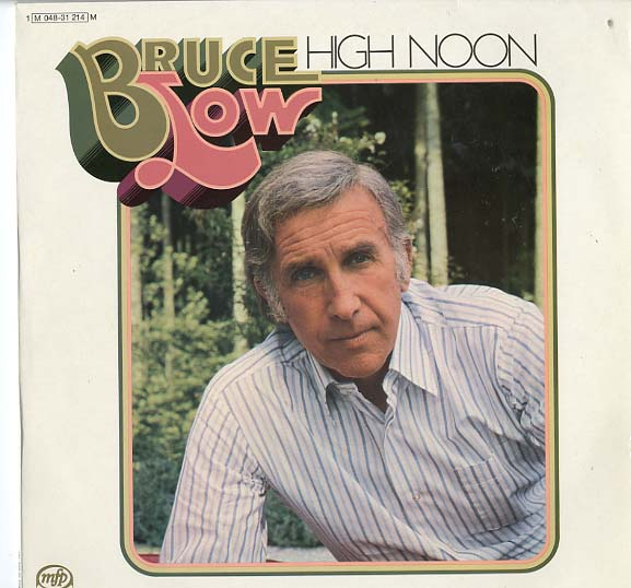 Albumcover Bruce Low - High Noon