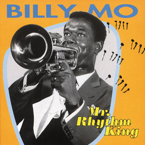 Albumcover Billy Mo - Mr. Rhythm King (CD)