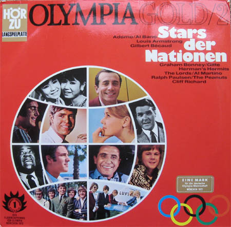 Albumcover Various International Artists - Olympia Gold / 2