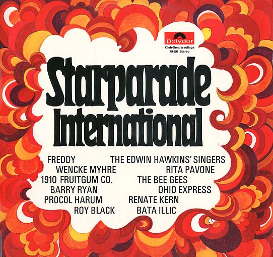Albumcover Polydor Starparade / Star-Revue - Starparade International