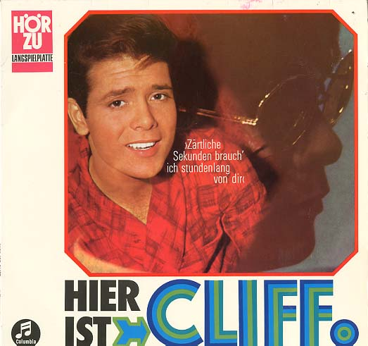 Albumcover Cliff Richard - Hier ist Cliff