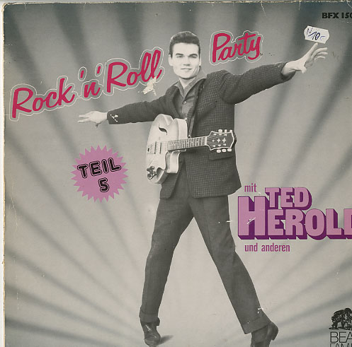 Albumcover Rock´n´Roll Party mit Ted Herold - Rock´n´Roll Party mit Ted Herold u. a. Teil 5