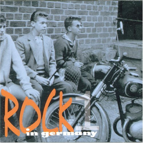 Albumcover Verschiedene Interpreten - Rock in Germany