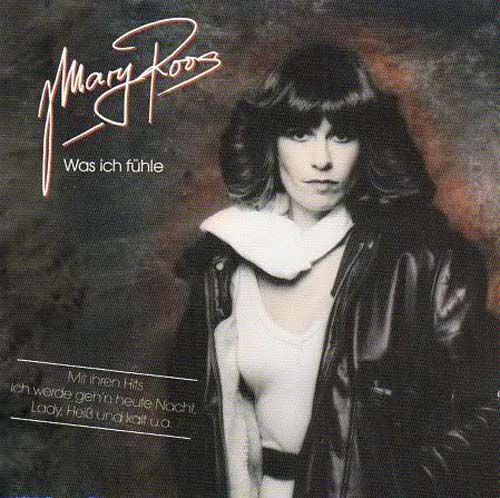 Albumcover Mary Roos - Was ich fühle