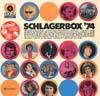 Cover: Hör Zu Sampler - Hör Zu Sampler / Schlagerbox 74