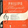 Cover: Philips Sampler - Philips Sampler / Melodische Rhythmen - Klingende Kostbarkeiten (25 cm)