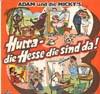 Cover: Adam und die Mickys (alias Clo-Schahs) - Adam und die Mickys (alias Clo-Schahs) / Hurra die Hesse die sind da (DLP)