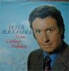 Cover: Peter Alexander - Peter Alexander / Meine Lieblings-Melodien (Amiga LP)