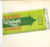 Cover: Wolfgang Ambros - Wolfgang Ambros / Nie und nimmer
