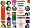 Cover: Ariola Sampler - Ariola Sampler / Europäische Schlagertournee . Hits Touring Europe - Hit tournee europeenne