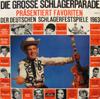 Cover: Ariola Sampler - Ariola Sampler / Die grosse Schlagerparade präsentiert Favoriten der Deutschen Schlagerfestspiele 1963