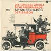 Cover: Ariola Sampler - Ariola Sampler / Die große Ariola Schlagerparade (25 cm)<br> 24 Spitzenschlager der Saison