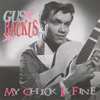 Cover: Gus Backus - My Chick Is Fine     CD