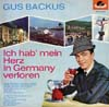 Cover: Backus, Gus - Ich hab mein Herz in Germany verloren