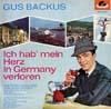 Cover: Gus Backus - Gus Backus / Ich hab mein Herz in Germany verloren