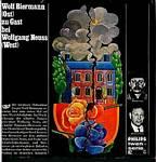 Cover: Wolf Biermann - Wolf Biermann / Wolf Biermann (Ost) zu Gast bei Wolfgang Neuss (West)