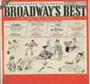 Cover: Various Artists - Broadways Best - A Two-Record Set of Great Show Stoppers (DLP)
