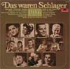 Cover: Das waren Schlager (Polydor) - Das waren Schlager (Polydor) / Das waren Schlager 1956