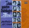 Cover: Decca Sampler - Decca Sampler / Das waren Schlager - 28 Melodien am laufenden Band