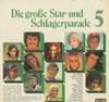 Cover: Decca Sampler - Decca Sampler / Die große Star-und Schlagerparade 5