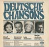 Cover: Chansons - Deutsche Chansons
