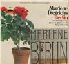 Cover: Marlene Dietrich - Marlene Dietrich / Marlene Dietrich´s Berlin
